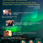 Flyer for Research Strategies